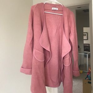 Chicwish Sweater Jacket
